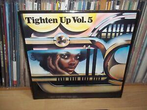 TIGHTEN UP Vol.5 Various UK 1971 TROJAN 1st Press REGGAE / SKA LP FULL PLAY TEST