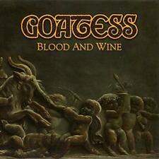 Goatess - Blood And Wine [VINYL]