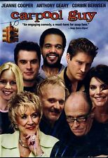 NEW DVD // Carpool Guy //Rick Hearst, Sean Kanan, Anthony Geary, Jeanne Cooper,