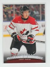 (62971) 2011-12 UPPER DECK CANVAS POE CODY EAKIN #C259