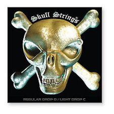 JEU DE CORDES Métal Skull strings - Drop D-10-52 - Drop linec - Made in usa