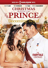 Christmas With a Prince Becoming Royal (charles Shaughnessy Kaitlyn Leeb) DVD