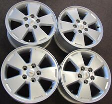 CHEVY IMPALA FACTORY OEM ALLOY WHEELS RIMS 16x6.5 2006-2012