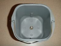 West Bend Bread Machine Pan with 2 3/4 Inch Base for Model 41035 (#1006)
