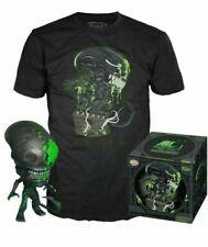 Alien 40th Anniversary Xenomorph Funko Pop! Pop & Tee Size L Target Exclusive