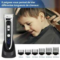 Profi Haarschneider Haarschneidemaschine Bartschneider Trimmer mit Led Display C