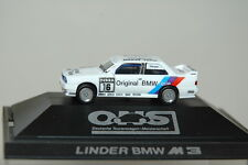 Herpa PC Modelo BMW M3 Linder No.16 1:87 (110)