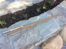 Wright & McGill GRANGER VICTORY three Piece 9' Split Bamboo Fly Rod-VERY NICE!!