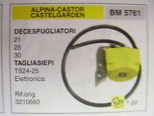 BOBINA ACCENSIONE MOTOSEGA ALPINA-CASTOR CASTELGARDEN 36-40