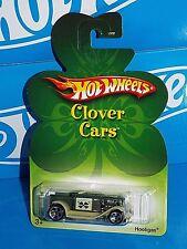 Hot Wheels 2007 Clover Cars Series St. Patrick's Day Hooligan