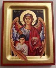 Ikone Schutzengel des Herrn Icon Angel Erzengel Icone Архангел Angelos
