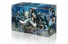 Resident Evil Tactical Game Box Deck Building Alliance 250 Cards 2-4 Players NEW