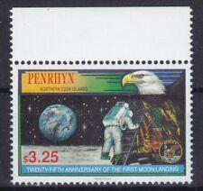 Penrhyn Mi-Nr. 564 **, 25 Jahre Mondlandung / Moon Landing (12 ME)
