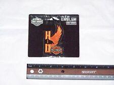 HARLEY DAVIDSON MOTORCYCLES HD EAGLE BAR & SHIELD jacket vest hat Patch Emblem