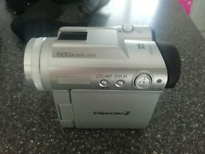 SHARP VL-Z8H Camcorder + Accessories (Very Good Condition)