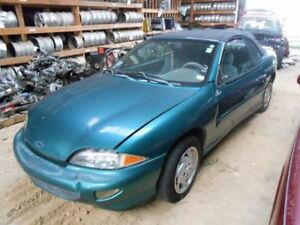 Hub Rear With ABS Fits 92-05 CAVALIER 284024