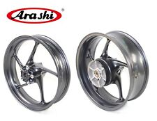 SET Front Rear Wheel Rim For Triumph Daytona 675 R Street Triple 675 R 2013-2015