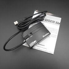 NEW Rockfire 15 Pin Joystick To USB Adapter MIDI Game Port Nest Converter Black