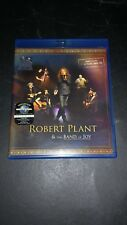 ROBERT PLANT  - LIVE FROM THE ARTISTS DEN BLU-RAY DISC