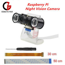 Raspberry Pi Night Vision OV5647 Camera  Acryclic Holder for Raspberry Pi 3B+/2
