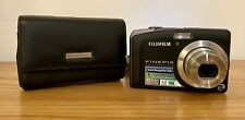 FujiFilm Finepix F60FD 12MP Digital Camera WITH 2GB SD & Leather Case Working