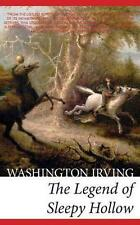 The Legend of Sleepy Hollow by Washington Irving (Paperback, 2014)