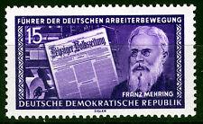 DDR 474 **, 15 Pf. Arbeiterbewegung