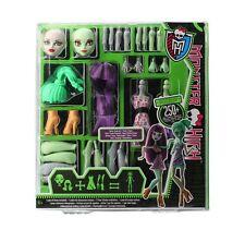 MONSTER HIGH Create A Monster Momie/Gorgone filles Starter Pack 2 Poupées-NEUF