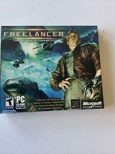 Freelancer PC Unopened New Sealed