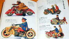 Tin Toy Museum 430items book vintage tin-sheet hitler car mickey popeye #0332