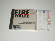 ERIC DOLPHY & BOOKER LITTLE - FIRE WALTZ - JAPAN CD 1988 KING RECORDS W/OBI - EX