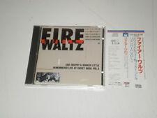 ERIC DOLPHY & BOOKER LITTLE - FIRE WALTZ - JAPAN CD 1988 KING RECORDS W/OBI - EX