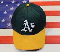 Oakland ATHLETIC Replica Baseball Hat Cap OC Sports Adult MLB Green Yellow NEW