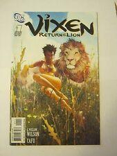 December 2008 DC Comics Vixon - Return Of The Lion #1 <NM> (JB-31)