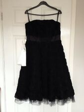 Stunning Ladies Black Dress By Sophie Gray Size 14 RRP £50 ⭐️BNWT⭐️