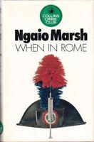 When in Rome : Ngaio Marsh