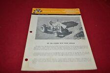 Massey Ferguson 200 Loader Product Information Manual Dealers Brochure DCPA4