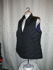 Women's Puffer Vests 2XL,XL,L,M,S,XS, Gap Full Zip 2 side pockets NWT