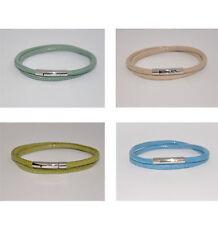 Modeschmuck-Armbänder aus Edelstahl ohne Stein