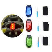 Clip-on LED Safety Light Clip on Strobe/Running/Collar Lights Bike Warning Lamp