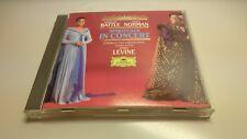 Battle Norman Spirituals In Concert Levine DGG NM CD