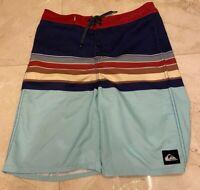 Boys Quiksilver Board Short Bathing Suit