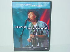 """*****DVD-STEVE WINWOOD""""SOUND STAGE""""-2004 Black Hill Pictures*****"""