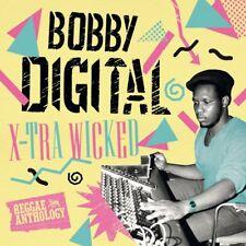 BOBBY/REGGAE ANTHOLOGY DIGITAL - X-TRA WICKED REGGAE ANTHOLOGY  2 VINYL LP NEW+