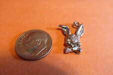 Fifty  Pewter   Bunny Rabbit Charms