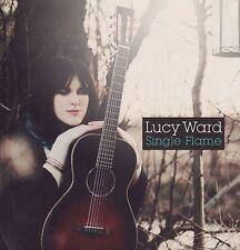 LUCY WARD - SINGLE FLAME  CD NEU