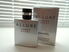 Chanel Allure Homme Sport EAU DE TOILETTE EDT 3.4oz/100 ml profumo uomo ORIGINAL