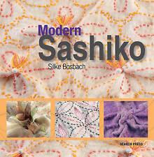 Modern Sashiko by Bosbach, Silke (Paperback book, 2014)