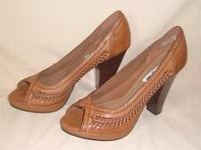 American Eagle Leather Heels, Womens Size 10 Medium, New