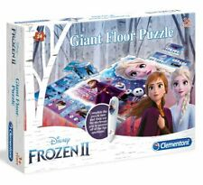 FROZEN 2 GIANT ELECTRONIC FLOOR GAME Interactive Puzzle MAT Elsa Anna Olaf